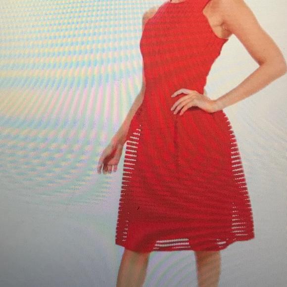 d57c23ab4f Boutique LI panelled full skirt skater dress
